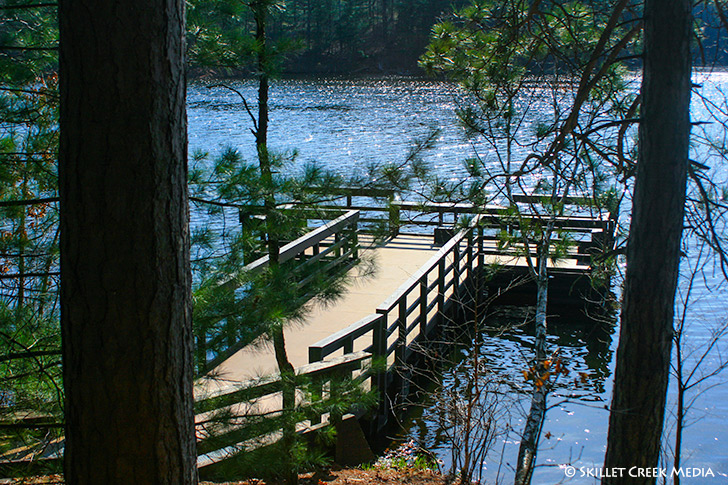 Accessible Fishing Pier